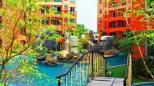 Situated in Jomtien Beach, Seven Seas Resort Pattaya
